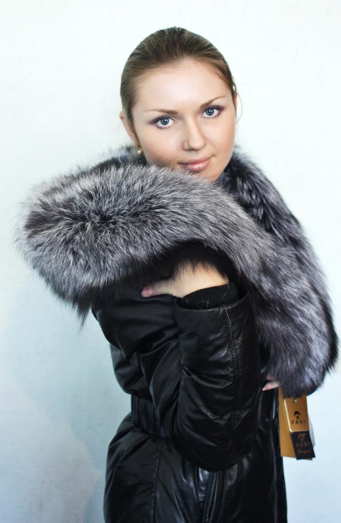 Купить Куртку Из Меха Чернобурки